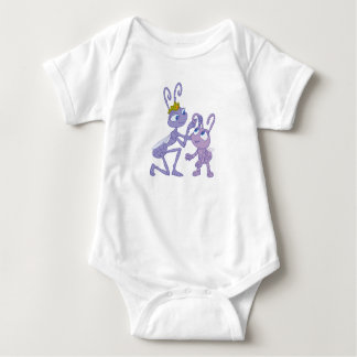 A Bug's Life Princess Atta and Dot Disney Baby Bodysuit