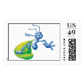 A Bug's Life's Flik Disney Stamp