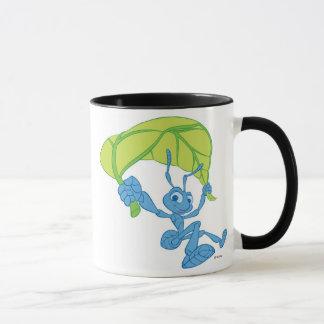 A Bug's Life's Flik with Parachute Disney Mug
