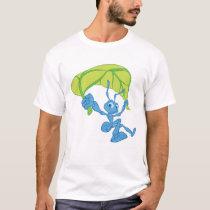 A Bug's Life's Flik with Parachute Disney T-Shirt
