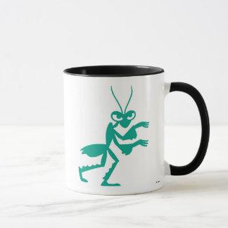 A Bug's Life's Manny walks Disney Mug