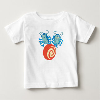 A Bug's Life's Tuck And Roll playing Disney Baby T-Shirt