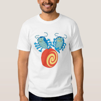 A Bug's Life's Tuck And Roll playing Disney Shirt