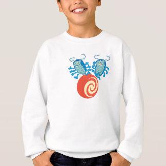 A Bug's Life's Tuck And Roll playing Disney Sweatshirt