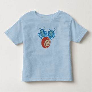 A Bug's Life's Tuck And Roll playing Disney Toddler T-shirt
