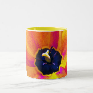 A Bug's View Tulip 3 Mug