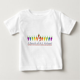 A Bunch of A.S. Kickers Baby T-Shirt