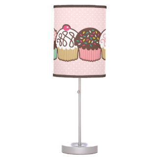 A Bunch of Cupcakes Lamp