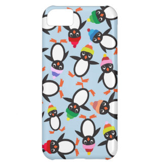 A Bunch of Cute Penguins Collage Phone Case iPhone 5C Covers