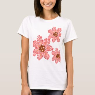 A Bunch Of Flowers T-Shirt