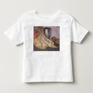 A Bunch of Garlic and a Pewter Tankard Toddler T-shirt