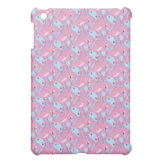 a bunch of geese ipad mini case