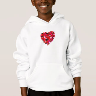 A Bunch of Hearts Hoodie