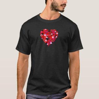 A Bunch of Hearts T-Shirt