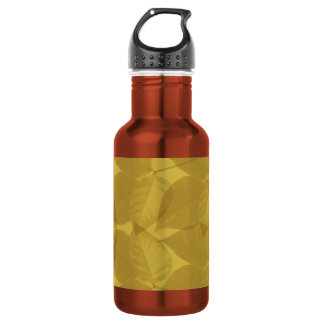 A Bunch of Leaves 18oz Water Bottle