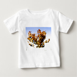 A bush in winter time baby T-Shirt
