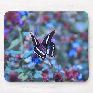 A Butterflies Flitter and Flutter Mouse Pad