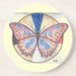 A Butterfly for Carla, coasters