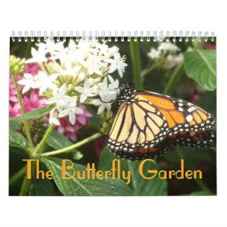 A Butterfly Garden 2013 Calendar