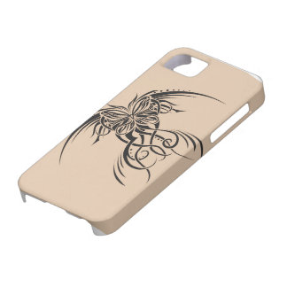 A Butterfly Tattoo iPhone SE/5/5s Case
