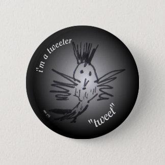 a button/badge for the bird lover pinback button