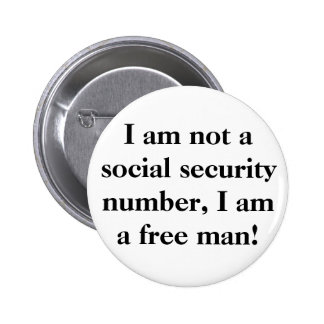 A button to aid with your public identification.