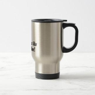 A buzz like no other! travel mug