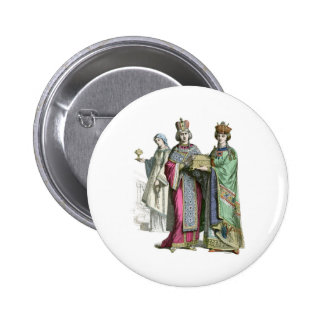 A Byzantine Princess and her ladies Pin