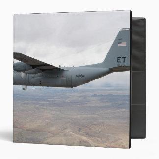 """A.C. - 130 Hércules se eleva a través del cielo Carpeta 1 1/2"""""""