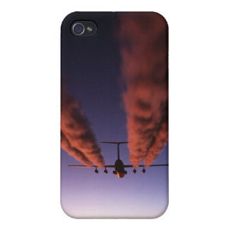 A C-141B Starlifter iPhone 4 Cover