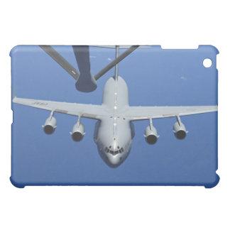 A C-17 Globemaster III approaches the boom iPad Mini Covers