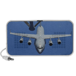 A C-17 Globemaster III approaches the boom iPod Speakers