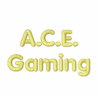 A.C.E. Gaming Embroidered Hoody
