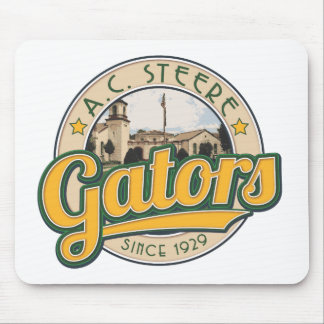 A.C. Steere Gators Mouse Pad