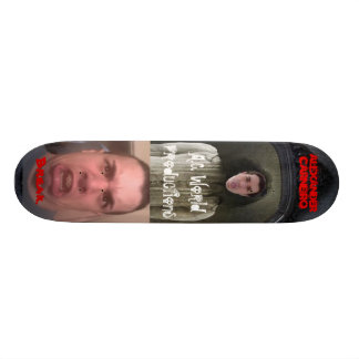 A.C. World Productions Skateboard