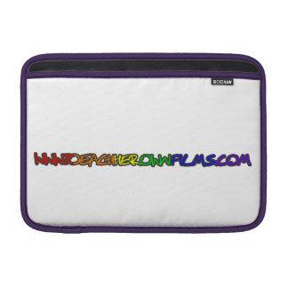 A cada su propio aire 11 de Macbook de la películ Funda Macbook Air