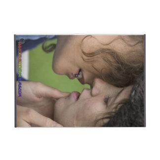 A cada su propio caso del ipad del beso de la pelí iPad mini fundas