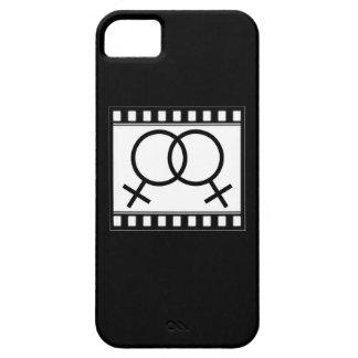 A cada su propio caso del iphone 5 de las película iPhone 5 Case-Mate protectores