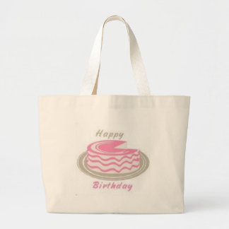 A Cake For Your Birthday Jumbo Tote Bag