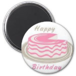 A Cake For Your Birthday Magnet