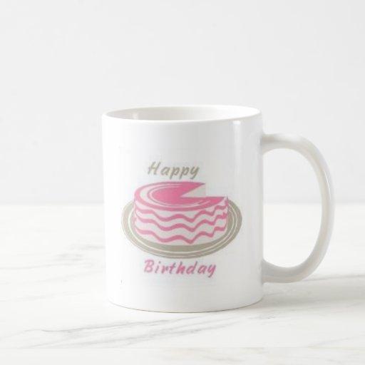A Cake For Your Birthday Mug