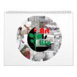 A Calendar by Hashtag Art Is Life