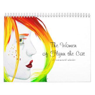A Calendar: Women by Flynn the Cat