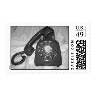 A Call From 1970 Postage Stamp