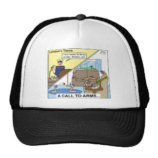 A Call To Arms Funny Cards Mugs Tees Gifts Mesh Hat