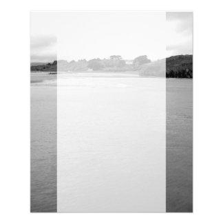 A Calm Bay in Ireland. Near Rosscarbery. Flyer