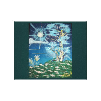 A Calm, Holy Place Gallery Wrap Canvas