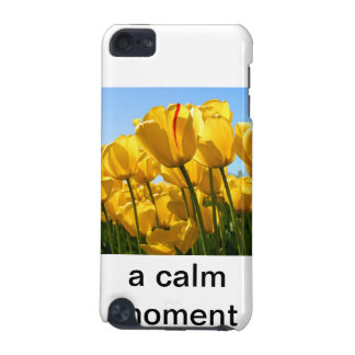 a calm time iPod touch (5th generation) cover