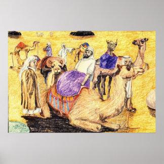 A Camel Safari Posters