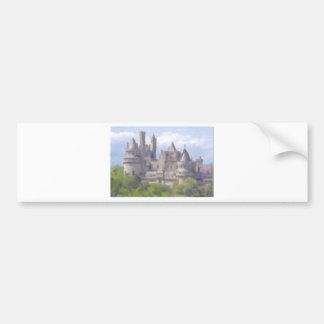 A Camelot Summer Bumper Sticker